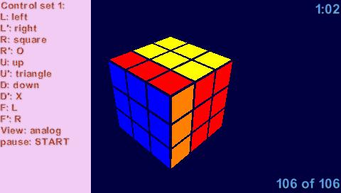 Sushi Rubik